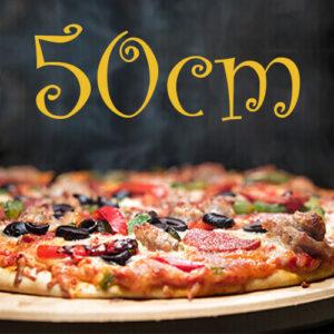 Pizza 50 cm